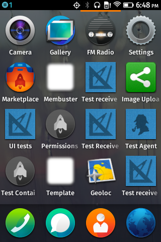 Firefox OS Port for the HTC Explorer 2