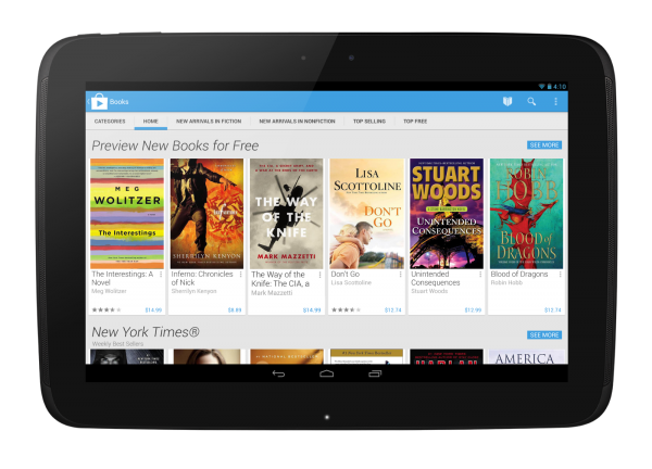 Play Store 4.0.25