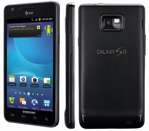 update Galaxy S2 i777 with UCMD8