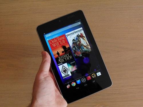 CM10.1 RC5 on Google Nexus 7